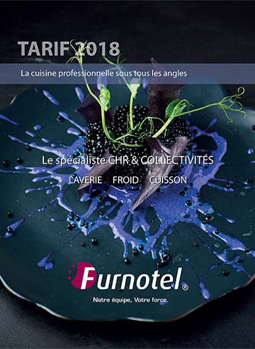 FURNOTEL - Tarif 2018